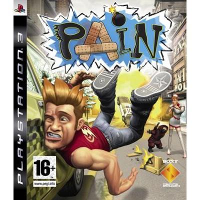 Pain [PS3, английская версия]