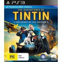 Приключения Тин Тина Тайна Единорога [PS3]