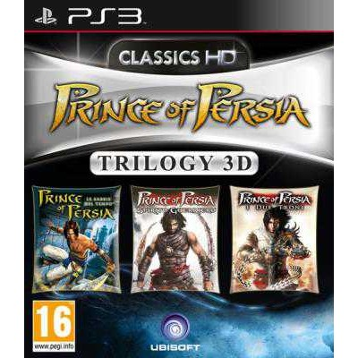 Prince of Persia Trilogy - Classics HD [PS3, английская версия]