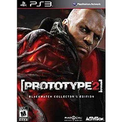 Prototype 2 Blackwatch Collectors Edition [PS3]