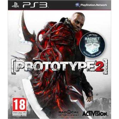 Prototype 2 [PS3, английская версия]