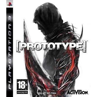 Prototype [PS3, английская версия]