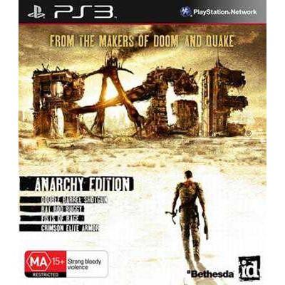 Rage Anarchy Edition [PS3, английская версия]