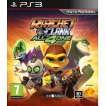 Ratchet and Clank - All 4 One [PS3]