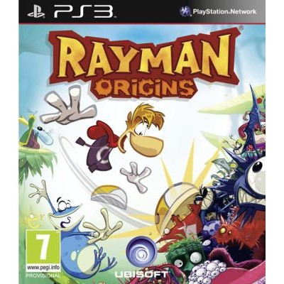 Rayman Origins [PS3, русская версия]