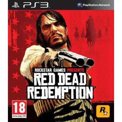 Red Dead Redemption [PS3, английская версия]