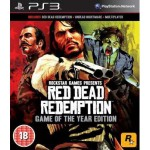 Red Dead Redemption Game of the Year Edition [PS3]