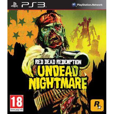Red Dead Redemption - Undead Nightmare [PS3, английская версия]
