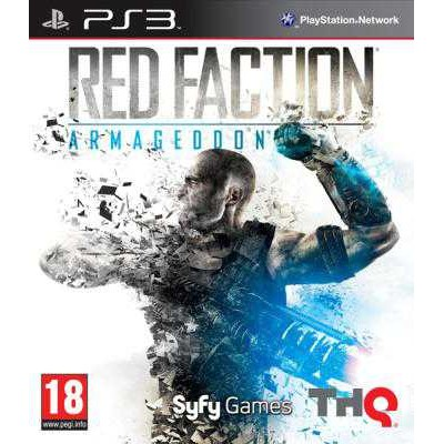 Red Faction Armaggedon [PS3, русская версия]