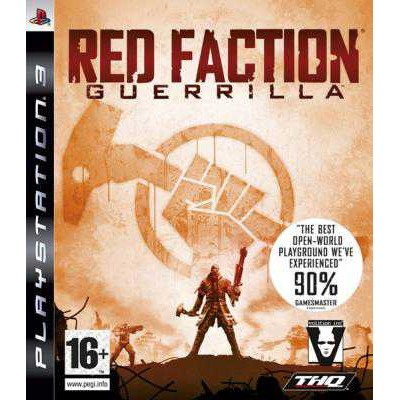 Red Faction Guerilla [PS3, русская версия]