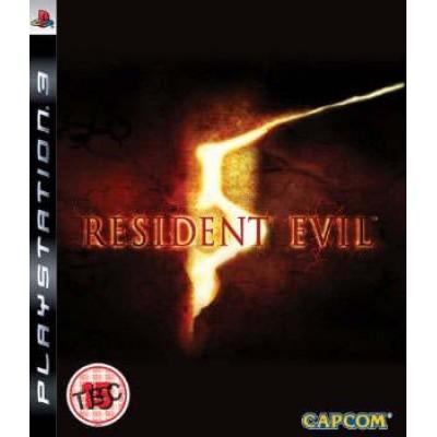 Resident Evil 5 [PS3, английская версия]