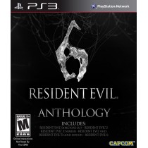 Resident Evil 6 Anthology [PS3]