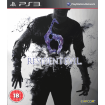 Resident Evil 6 Steelbook [PS3]