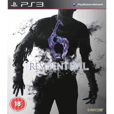 Resident Evil 6 Steelbook [PS3, русские субтитры]