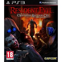Resident Evil Operation Raccoon City [PS3]