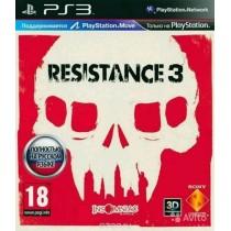 Resistance 3 [PS3]
