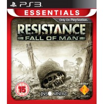 Resistance Fall of Man [PS3]