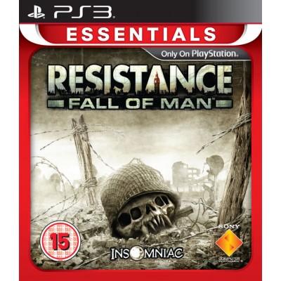 Resistance Fall of Man [PS3, английская версия]