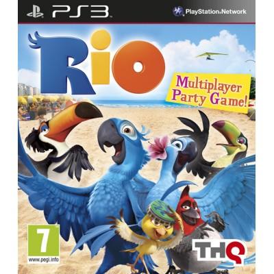 Rio [PS3, английская версия]