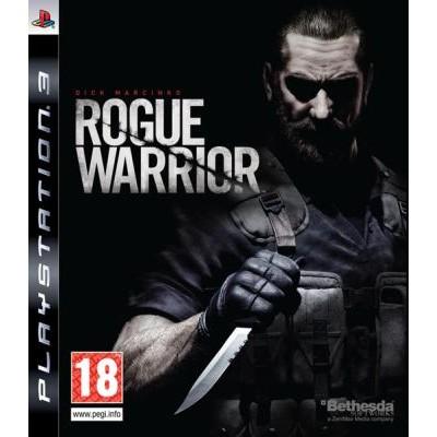 Rogue Warrior [PS3, английская версия]