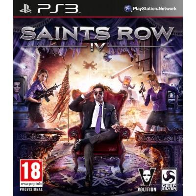 Saints Row IV [PS3, английкая версия]