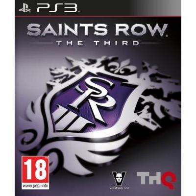 Saints Row - The Third [PS3, русские субтитры]