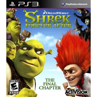 Shrek Forever After (Шрек навсегда) [PS3, английская версия]