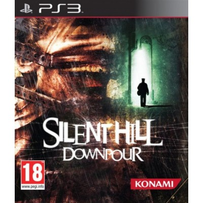 Silent Hill Downpour [PS3, английская версия]