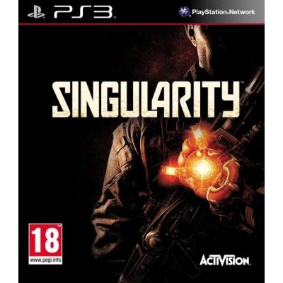 Singularity [PS3, английскиая версия]