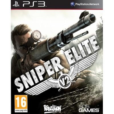 Sniper Elite V2 [PS3, английская версия]
