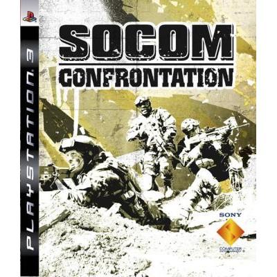 SOCOM Confrontation [PS3, английская версия]