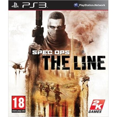 Spec Ops - The Line [PS3, английская версия]