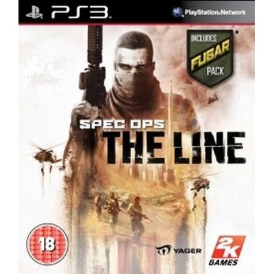 Spec Ops The Line - Fubar Edition [PS3, английская версия]