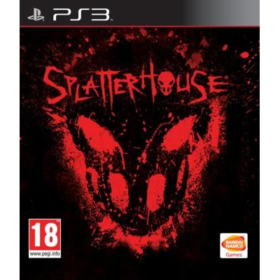 Splatterhouse [PS3, английская версия]