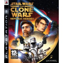 Star Wars the Clone Wars Republic Heroes Special Edition [PS3]