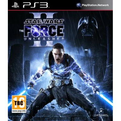 Star Wars the Force Unleashed 2 [PS3, английская версия]
