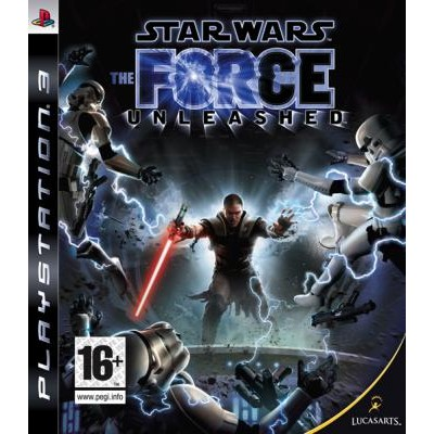 Star Wars the Force Unleashed [PS3, английская версия]