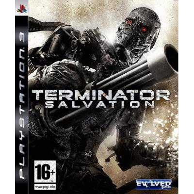 Terminator Salvation [PS3, английская версия]