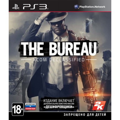 The Bureau XCOM Declassified [PS3, документация на русском]