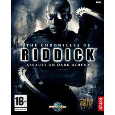 The Chronicles of Riddick Assault on Dark Athena [PS3, английская версия]