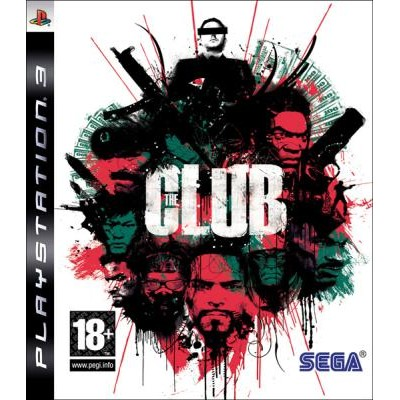 The Club [PS3, русская версия]