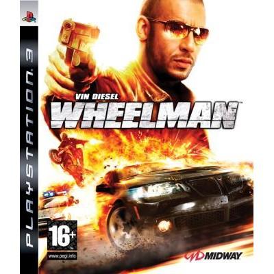 Vin Diesel Wheelman [PS3, английская версия]