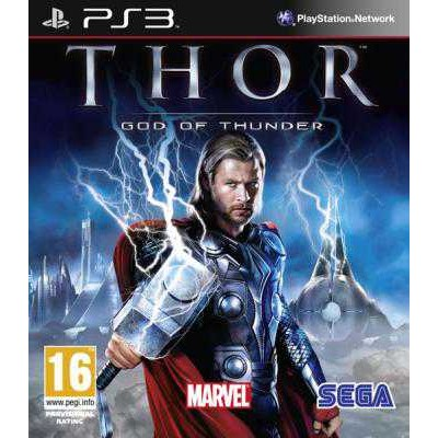 Thor God of Thunder [PS3, английская версия]
