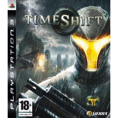 Time Shift [PS3, английская версия]
