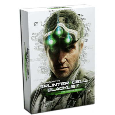 Tom Clancys Splinter Cell Blacklist - Ultimatum Edition [PS3, английская версия]