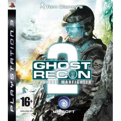 Tom Clancys Ghost Recon Advanced Warfighter 2 [PS3, английская версия]