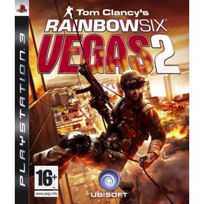 Tom Clancys Rainbow Six Vegas 2 [PS3, английская версия]