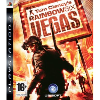 Tom Clancys Rainbow Six Vegas [PS3, английская версия]