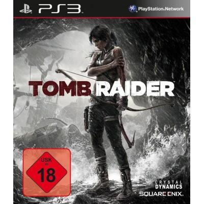 Tomb Raider [PS3, английская версия]