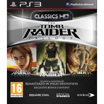Tomb Raider Trilogy - Classics HD [PS3]
